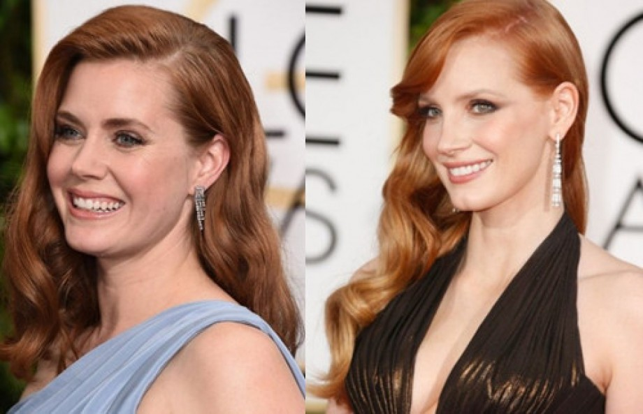 Trendy Hair Color in Spring–Brunettes, Blondes, Red Heads