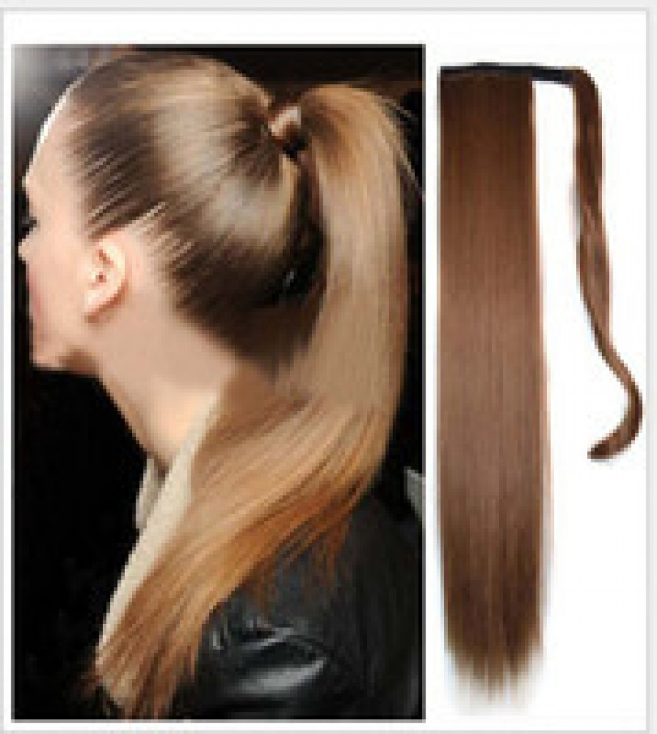 How to Use Lace Ribbon Ponytail Extensions
