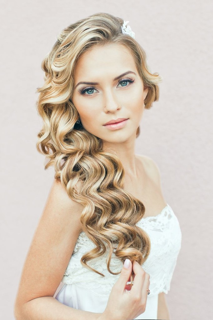 Clip-in Hair Extensions for Your Special Day- Wedding
