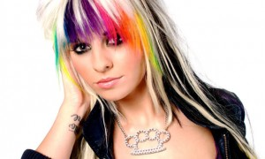 coloredhairextensions