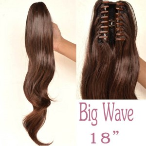 2013-Long-Big-Wave-Claw-Clip-Hair-Extensions-Ponytail-Lady-s-Ponytail-5Colors-Available-Free-Shipping