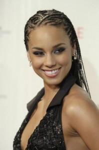 The Black Ball Hosted by Alicia Keys and Benefiting the Keep a Child Alive Foundation - Arrivals