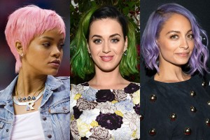 celebrity-bright-hair-colors