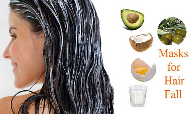Apply a Hair Mask Treatment Weekly