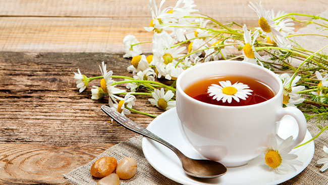 Treat Your Hair With Chamomile Tea