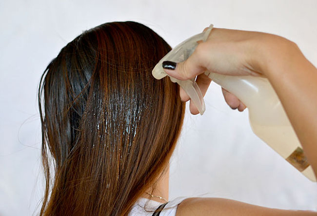 Use Hydrogen Peroxide on Hair