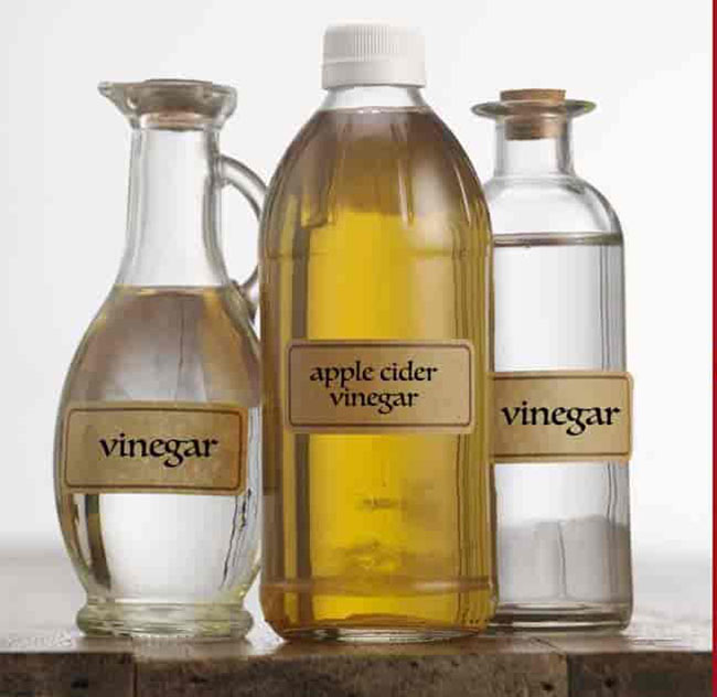 Use The Magic Vinegar And Water on Hair