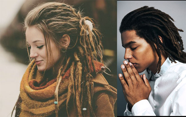 Dreadlocks is always in trend