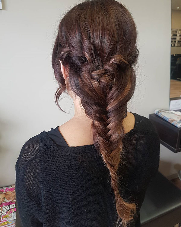 TopsyTail Fishtail Braid